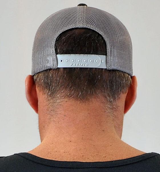 Black / White Trucker Hat