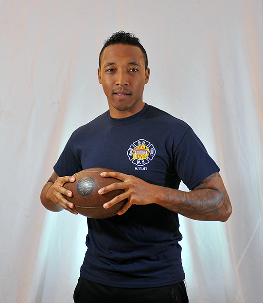 FDNY Bravest Football Memorial T-Shirt
